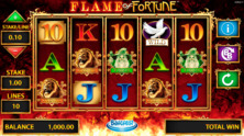 Flame Of Fortune