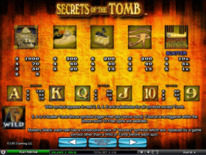 Secrets Of The Tomb 2By2